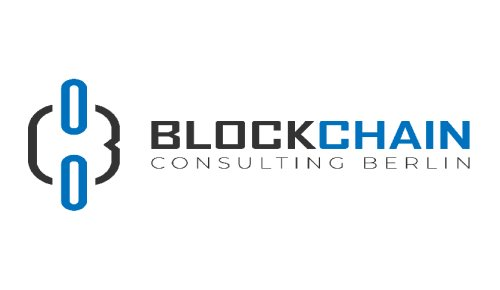 blockchain consulting logo berlin