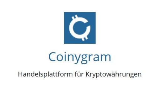 coinygram logo
